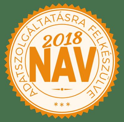 Legyen Ön is NAV-ra kész! 2018. július 1-től!