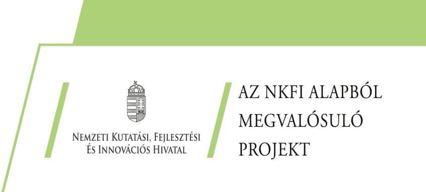 Az NFI alapból megvalósuló projekt - innováció